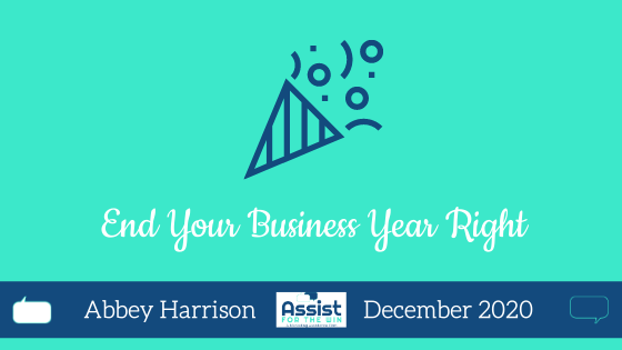 End Your Business Year Right