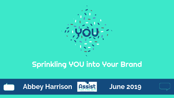 Sprinkling YOU into Your Brand